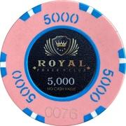 5000 - Royal Poker Club – reverse