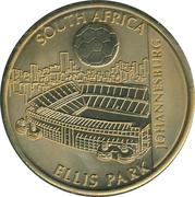 Token - For the World Championship of Football (Johannesburg - Ellis Park) – obverse