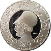 Token - Bank of Greece (World Money Fair 2020) – obverse