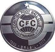 Token - Coritiba Foot Ball Club 100th Anniversary – obverse