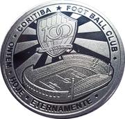 Token - Coritiba Foot Ball Club 100th Anniversary – reverse