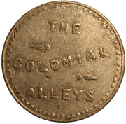 2 ½ Cents - Colonial Alleys – obverse