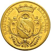 19 Ducat - Medal of Merit (Bern) – obverse