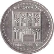 Token - Neubrandenburg (Stargarder Tor) – obverse