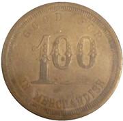 1 Dollar - Southern Pine Lumber Co. (Diboll, Texas) – reverse