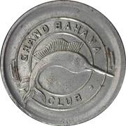 4 ½ Pence - Grand Bahama Club – obverse