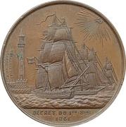 """Jeton - Assurances Maritimes """"La Flotte"""" – obverse"""