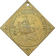 Token - St. Georgius Equitum Patronus / Intempestate Securitas (Klippe; Kremnitz) – obverse