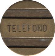Telephone Token (Star) – obverse