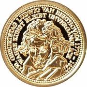 Token - Deutschland (Ludwig van Beethoven 250th Anniversary) – obverse