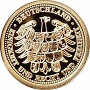 Token - Deutschland (Ludwig van Beethoven 250th Anniversary) – reverse