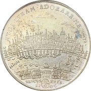 Replica - 1 Reichstaler (City of Cologne) – obverse