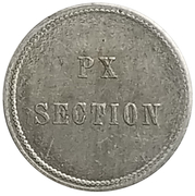 ½ Mark - PX Section – obverse