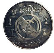 Token - Real Madrid – reverse