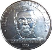 25 Ecus - Dole (Louis Pasteur) – obverse