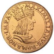 Token - Maximilian I (Cecimo Tirol) – obverse