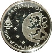 Token - Mint of Finland (2007 Proof coin set; Rauduskoivu) – reverse