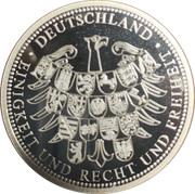 Token - Deutschland (Our Heroes) – reverse