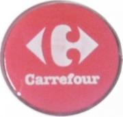 Shopping Cart Token - Carrefour (1 Euro; Red) – obverse