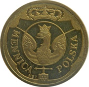 Token - 10th Polish Numismatic Society PTN Conference – reverse