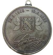 Medal - Ludwig II Sektkellerei Nymphenburg (München) – reverse