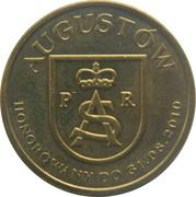 4 Augusty - Augustów – obverse
