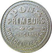 25 Centimes - Pons Primeurs (Montceau-les-Mines) – obverse