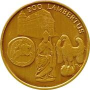 200 Lambertus - Baudouin I – reverse