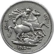Fetish Sovereign - George V – reverse