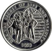 Millennium Medal Collection - DNA – obverse