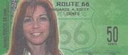 50 cents - Route 66 – obverse