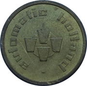 Token - Automatic Holland (22 mm) – obverse