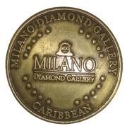 Token - Milano Diamond Gallery (Caribbean - Cozumel) – reverse