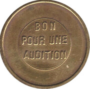 1 Audition - Bijou concert – reverse