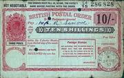 10 Shillings (United Kingdom) -  obverse
