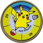 Pokémon Battle Coin (#25 Pikachu) – obverse