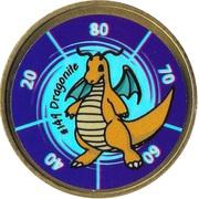 Pokémon Battle Coin (#149 Dragonite) – obverse