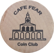Wooden Nickel - Cape Fear Coin Club (Fayetteville, North Carolina) – obverse