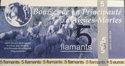 5 flamants – obverse
