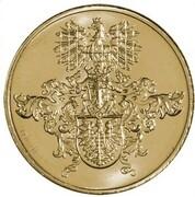 Medal - State chateau Lednice – obverse