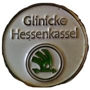 Token - Glinicke Hessenkassel – reverse