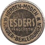 20 Pfennig (Dresden - Esders) – reverse
