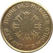 Good Luck Token - Montreal – obverse