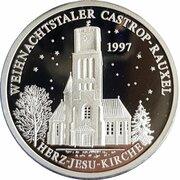 Weihnachtstaler - Castrop-Rauxeler (Herz-Jesu-Kirche) – obverse