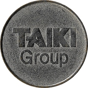 Token - Taiki Group – obverse