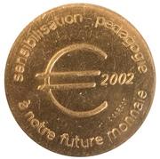 ½ Euro - Voisins-le-Bretonneux – obverse