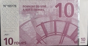 10 Roues – obverse