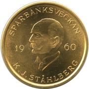 Token - Helsingfors Sparbank (K.J. Ståhlberg) – obverse