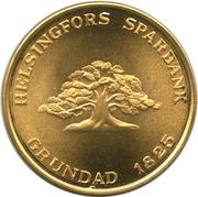 Token - Helsingfors Sparbank (K.J. Ståhlberg) – reverse