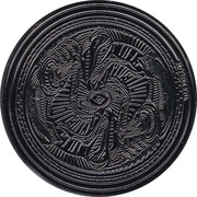 Token - Aliens Collector Coin (Playing Cards) – obverse